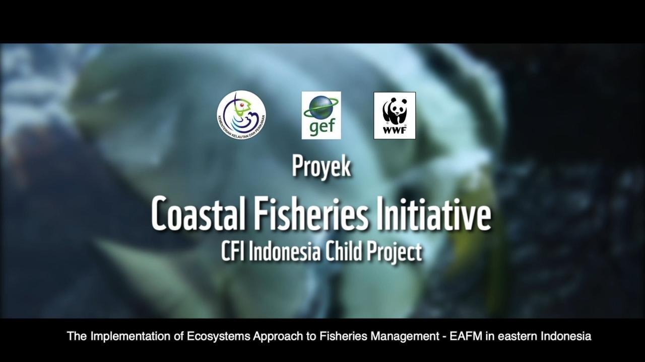 WWF Coastal Fisheries Initiative