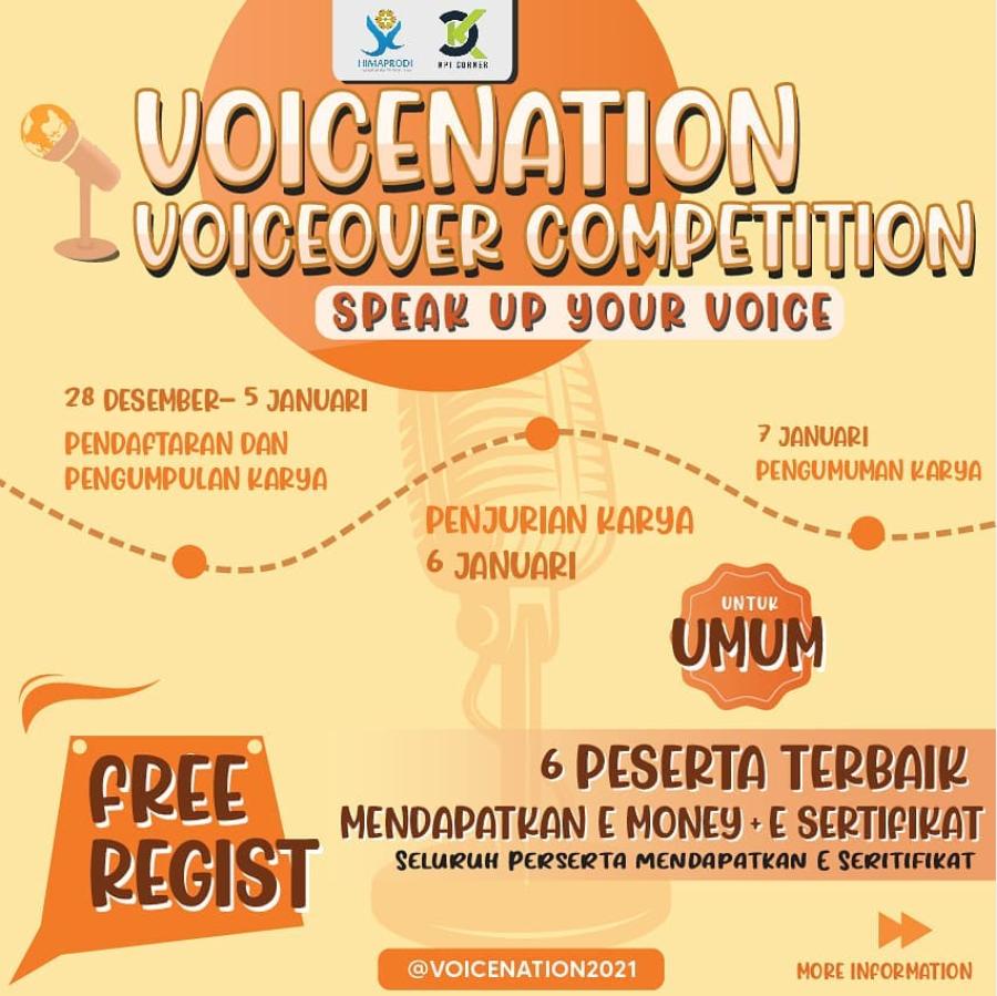 Voicenation 2021