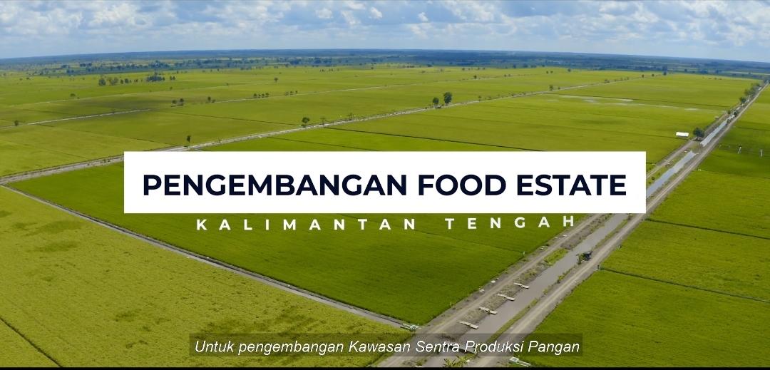 VO Talent Food Estate Kalimantan Tengah (Kementerian Pertanian